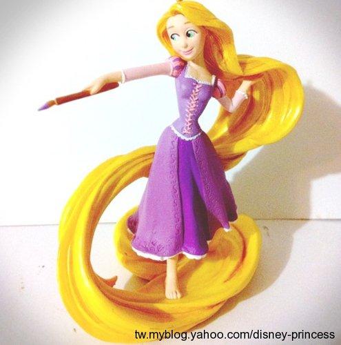 迪士尼公主图片乐佩手绘