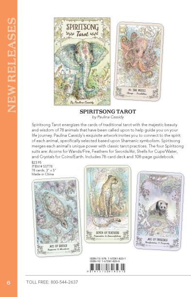 SPIRITSONG-TAROT