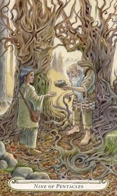 童话世界塔罗牌