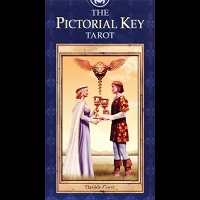 關鍵塔羅牌The Pictorial Key Tarot