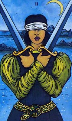 塔罗牌的含义清楚的从画面中解读与从图片里看出牌意