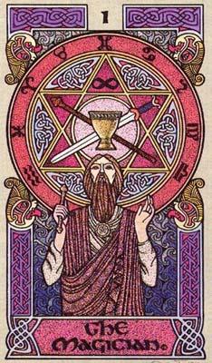 塔罗牌神谕卡占卜:《选第五张牌》你伴侣的特征,幸运数字4