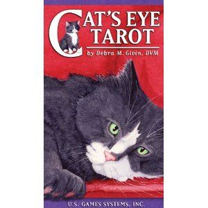 貓眼塔羅牌Cat's Eye Tarot