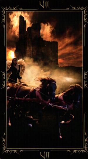 黑暗童话塔罗牌