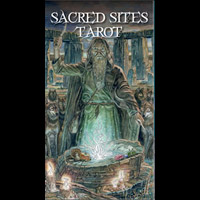 聖域塔羅牌Sacred Sites Tarot