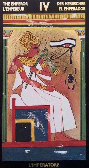 埃及之光塔罗牌