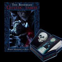 波西米亞鬼魅塔羅牌(二版)Bohemian Gothic Tarot second edition