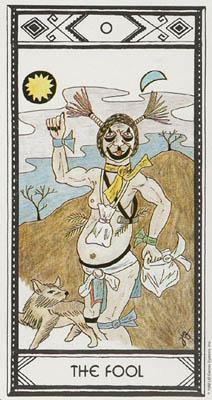 tarot my opinion 民族风味十分浓厚的作品,这次说的是印第安人的故事