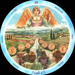 欧式圆顶天使油画