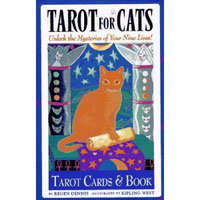貓塔羅牌TAROT for CATS