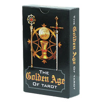 黃金世紀塔羅牌the golden age of tarot