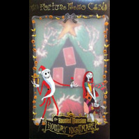 聖誕夜驚魂厄運卡The Nightmare Before Christmas Misfortune Cards