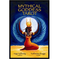 神話女神塔羅牌Mythical Goddess Tarot