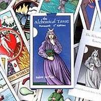 新煉金術塔羅牌NEW Alchemical Tarot: Renewed 3