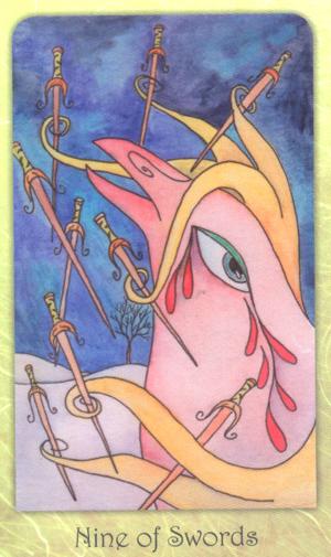 入门占卜 销售组合:牌+书 张数:78张 神秘学主题:传统塔罗 绘画风格