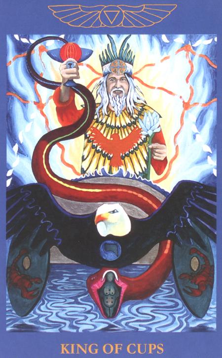 及『黄金黎明塔罗牌』,也隐藏了许许多多的西洋神秘学符码与神话故事