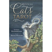 神秘貓塔羅牌Mystical Cats Tarot
