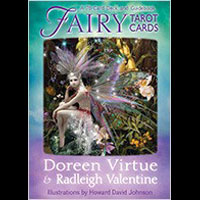 仙子塔羅牌fairy tarot cards a 78-card deck and guidebook
