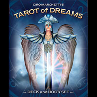 夢境塔羅牌套裝Tarot of Dreams Deck and Book set
