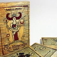 古代記憶塔羅牌THE OLD MEMORIES TAROT