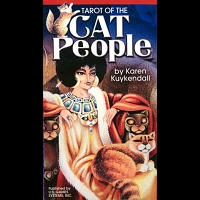 貓族塔羅牌Tarot of the Cat People